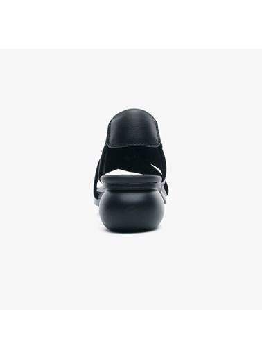Camper Kadın Balloon Sandalet K200066 Siyah